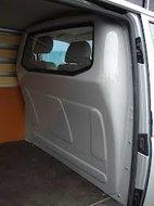Tussenschot Polyester Met Ruit Mercedes Benz Vito Hoogte 2