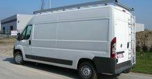 Imperiaal Aluminium Mercedes Benz Vito Lengte 2 Hoogte 1 Buscompleet