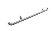 Sidebars - Geborsteld RVS Fiat Doblo  Lengte 1